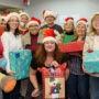 Entraide Mercier offre des cadeaux à 150 enfants vulnérables