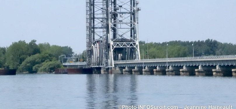 Travaux au pont Saint-Louis-de-Gonzague et circulation en alternance