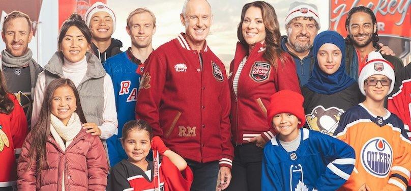 La Tournée Hockey d'ici de Rogers à l'agora de Châteauguay