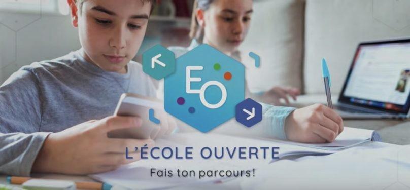 Ressources éducatives – Mise en ligne de l'École ouverte