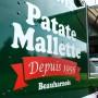 Le camion-restaurant de la Patate Mallette reprend la route