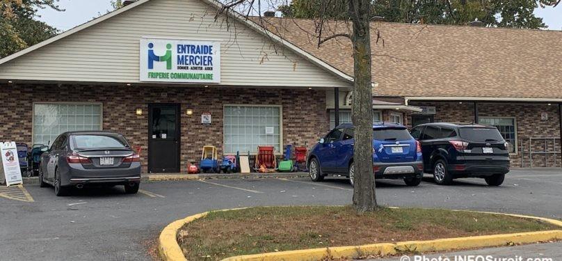 Afflux massif de dons matériels – Des friperies communautaires sonnent l'alarme