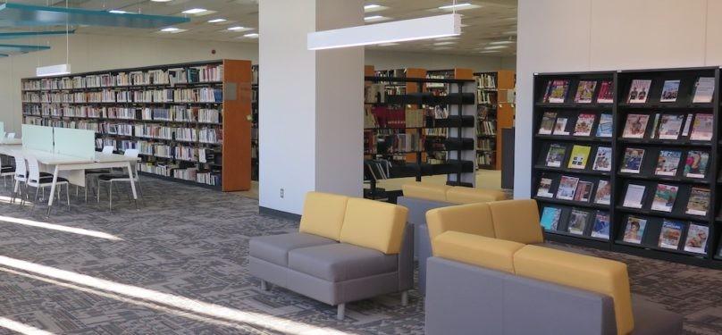 La bibliothèque Armand-Frappier prépare le redéploiement de ses services