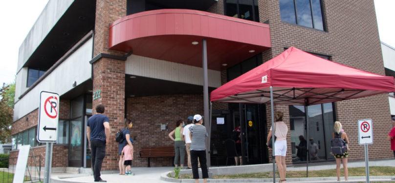 COVID-19 : La prochaine clinique mobile de dépistage en Montérégie-Ouest sera à Valleyfield