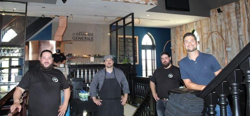 La Demande Generale Bistro et Buvette Valleyfield ouvre ses portes