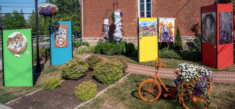 Arts et culture – l'exposition Contamination culturelle à Saint-Polycarpe