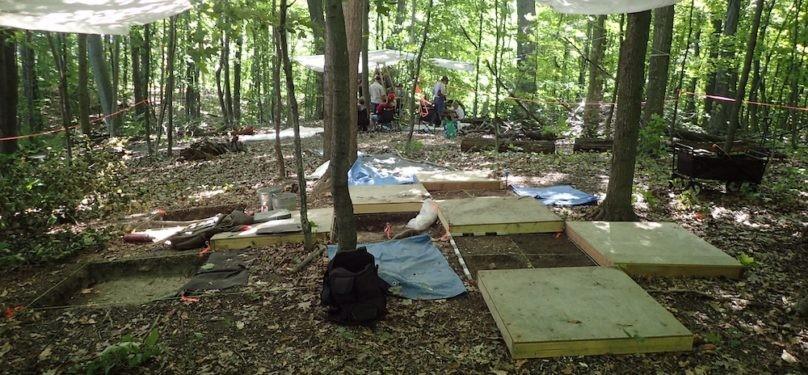 Des activités spéciales à la Pointe-du-Buisson pour le Mois de l'archéologie