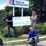 Le 1er Fun Run permet d'amasser 4037 $ pour la Fondation de l'Hôpital