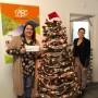 Des cadeaux aux usagers de 3 organismes grâce aux employés de Desjardins Valleyfield