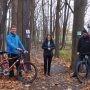 Un boisé dédié au vélo de montagne à Coteau-du-Lac