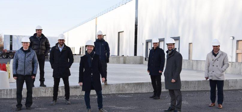 EBSU poursuit sa croissance et aura une nouvelle usine à Valleyfield en 2021