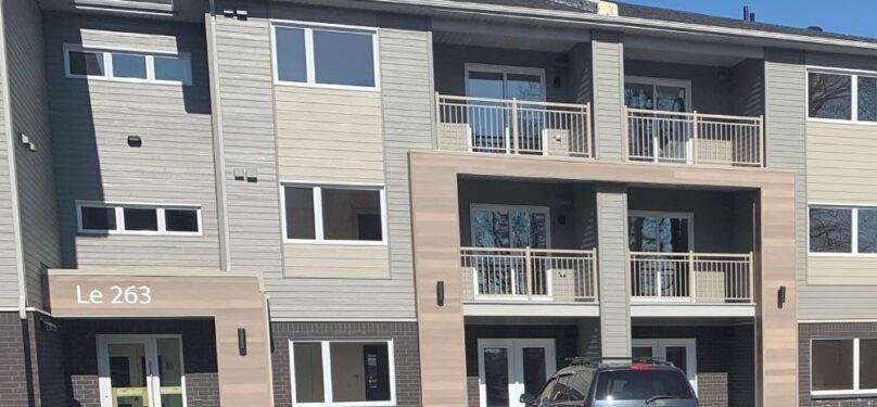 24 nouveaux logements abordables à Salaberry-de-Valleyfield