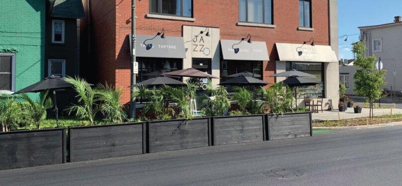 Cuisine de rue autorisée et retour des terrasses à Valleyfield