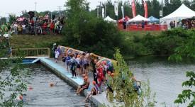 Triathlon Soulanges à Coteau-du-Lac-Avant le départ U13
