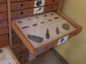 Laboratoire Musée québécois d'archéologie - Photo INFOSuroit.com