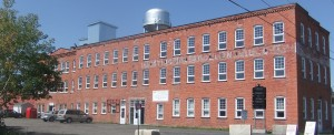 Ex-usine Huntingdon Mills - Photo INFOSuroit_com 2010
