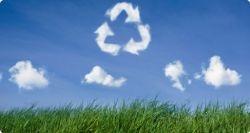Recyclage-gazon-ciel-bleu-Image-courtoisie
