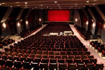 Salle de spectacles Albert-Dumouchel au College de Valleyfield Photo Valsepc