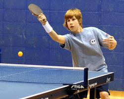 Jeux du Qc - Tennis de table Photo courtoisie