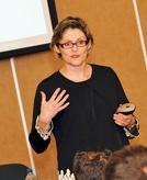 Martine Deschamps en conférence