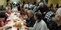 Diner du Jour de l'An de Soeur Marie-Thomas - 2