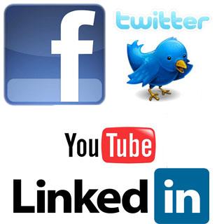 Web-2.0-Facebook-Twitter-YouTube-LinkedIn-Medias-sociaux-logos-publies-INFOSuroit.com_