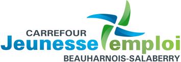 Carrefour Jeunesse-emploi CJE Beauharnois-Salaberry logo officiel