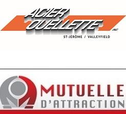 logos AcierOuellette et Mutuelle_d_Attraction