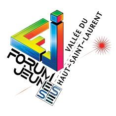 Forum jeunesse-Vallee-du-Haut-Saint-Laurent-logo-publie-par-INFOSuroit-com_