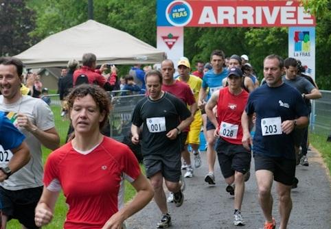 Defi_FRAS depart 10 km mai_2011 Photo courtoisie FRAS