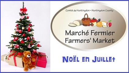 Noel-en-juillet-au-Marche-Fermier-du-comte-Huntingdon-Photo-et-logo-publies-par-INFOSuroit-com_