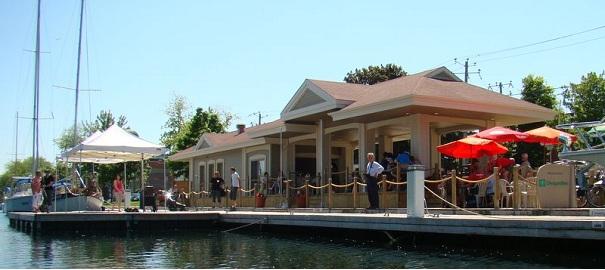 Balade touristique au centre ville for Club piscine salaberry de valleyfield