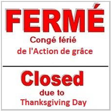 affiche-ferme-closed-conge-ferie-Action-de-grace-Image-INFOSuroit-com_