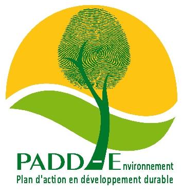 logo PADD-E environnement Ville Valleyfield
