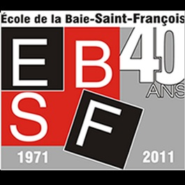 40-ans-ecole-de-la-Baie-Saint-Francois-logo-publie-par-INFOSuroit-com_
