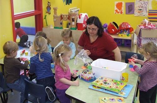 CPE La Petite Magie a Sainte-Martine enfants Photo courtoisie publiee par INFOSuroit.com_