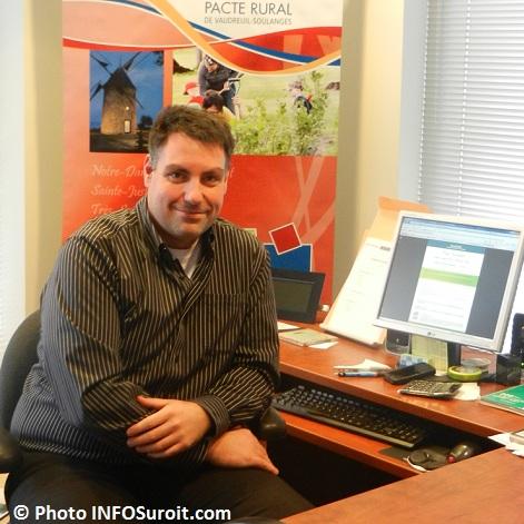 Philippe Roy du CLD Vaudreuil-Soulanges Photo INFOSuroit.com_