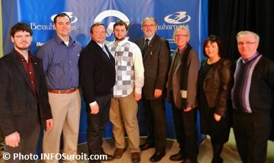 conseil municipal de Beauharnois avec Henryk et Octave Klaba d-OVH Photo INFOSuroit.com_
