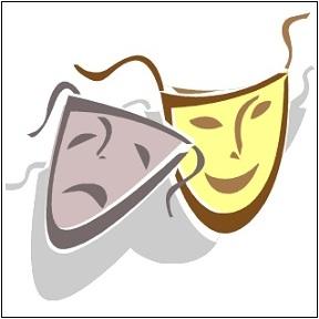 masque-theatre-culture-scene-Image-CPA-publiee-par-INFOSuroit-com_