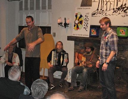quatuor Tribu_d_Eperdus Photo courtoisie publiee par INFOSuroit.com_
