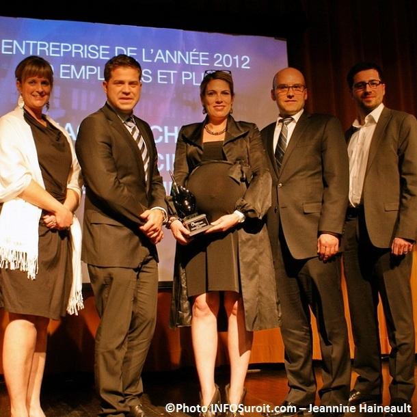 Gala-annuel-2012-J-Tetreault-Moise-Benoit-Morand-Sandrine-Vinet-Marc-André-Sauve-et-Clement-Huard-Photo-INFOSuroit-com_Jeannine-Haineault
