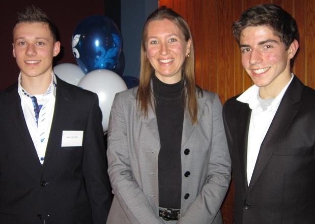 Tristan-Brunette-Clement Veronique-Charlebois-et-Samuel-Deschamps Photo publiee par INFOSuroit-com-
