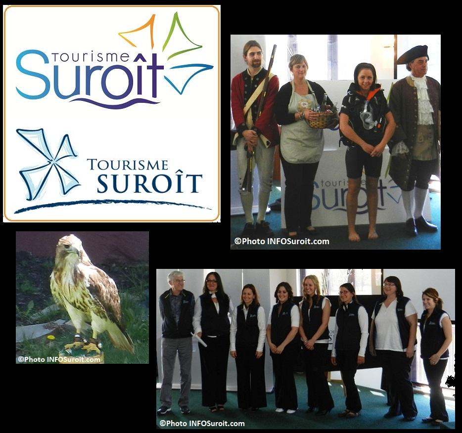 Tourisme-Suroit-lancement-2012-logo-evasions-et-personnel-Montage-Photos-INFOSuroit-com_