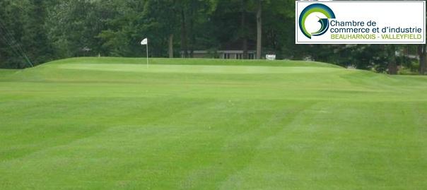Club-de-Golf-Valleyfield-trou-numero-3-et-logo-Chambre-de-Commerce-Photo-CGV-publie-par-INFOSuroit-com_