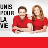 Hema-Quebec-Unis-pour-la-vie-Guy-A-Lepage-et-Julie-Snyder-Photo-publiee-par-INFOSuroit-com_
