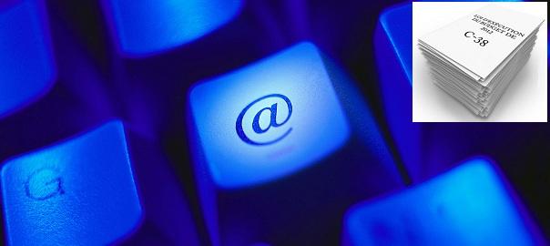 e-mail-courriel-ordinateur-web-et-Loi-C38-budget-federal-Images-CPA-publiees-par-INFOSuroit-com_