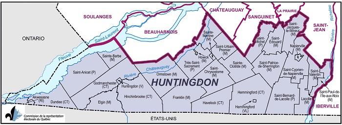 Carte-Huntingdon-de-la-Commission-representation-elctorale-du-Qc-publiee-par-INFOSuroit-com_