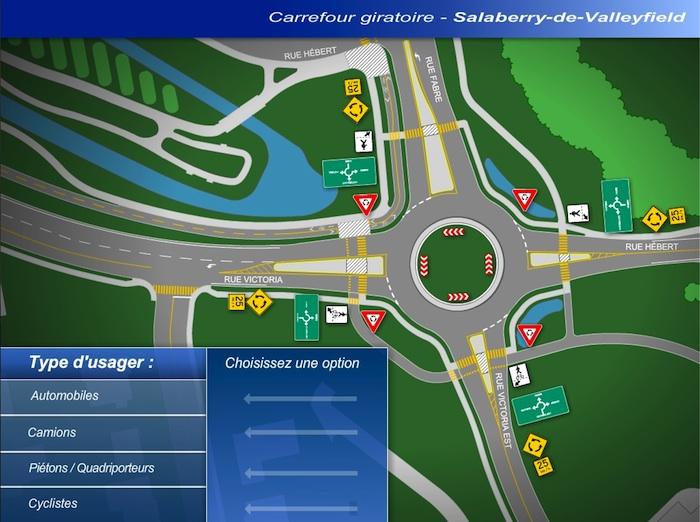 Carte-interactive-carrefour-giratoire-Valleyfield-Publiee-par-INFOSuroit-com_