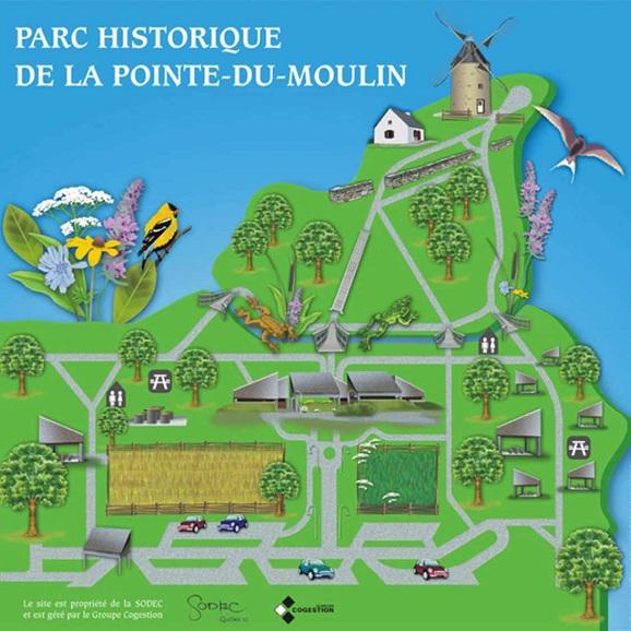 Parc-historique-Pointe-du-Moulin-Carte-du-parc-publiee-par-INFOSuroit-com_