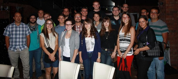 Trentaine-de-jeunes-visionnent-ensemble-debats-des-chefs-Photo-Forum-Jeunesse-publiee-par-INFOSuroit-com_